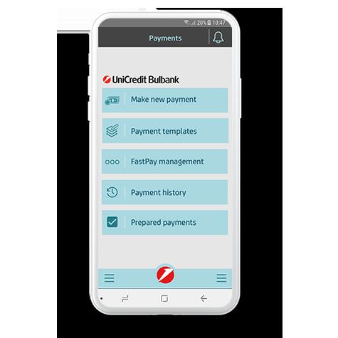 Bulbank Mobile Fast Bank Unicredit Bulbank