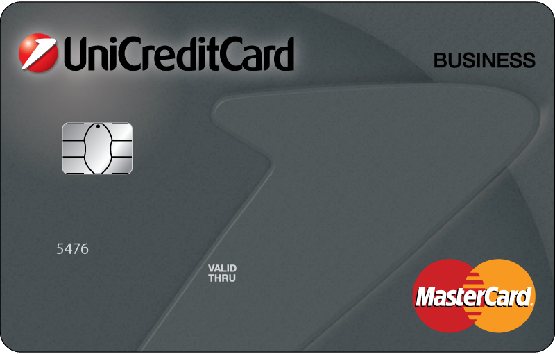 Debit card MasterCard Business Debit