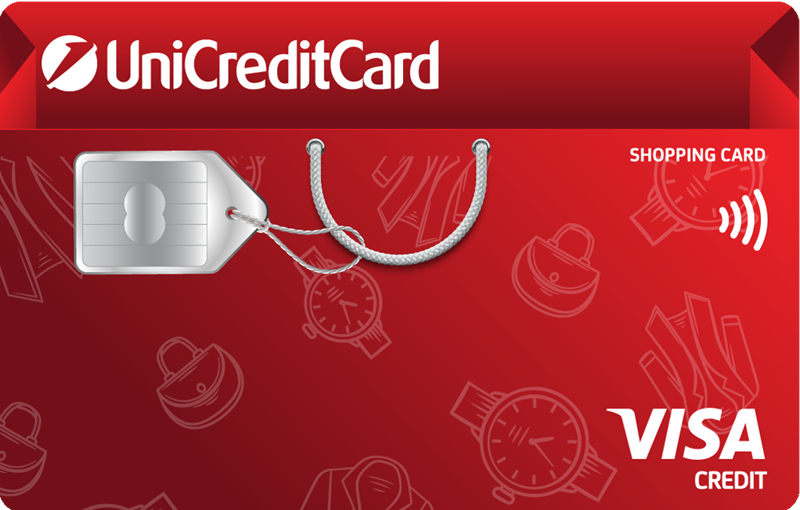 UniCredit Shopping Card