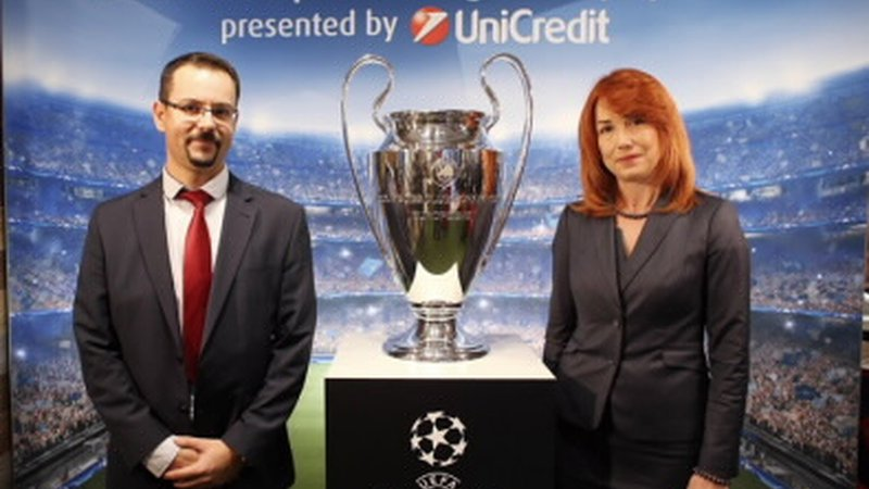 UEFA Champions League Trophy will stay in Bulgaria until tomorrow