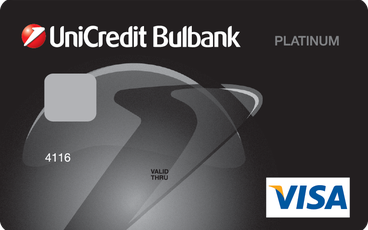 Credit Card VISA Platinum