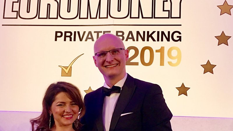 Euromoney has recognised UniCredit as a leader in Private Banking and Wealth management in 2019