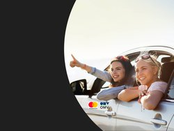 Pay with Mastercard® at OMV petrol stations!