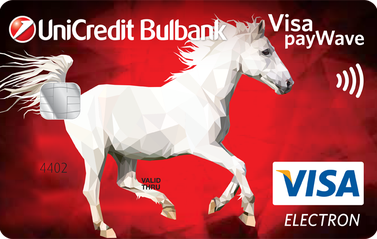 Debit Card VISA Electron