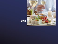 More luxury with Visa Premium