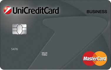 Кредитна карта MasterCard Business Credit