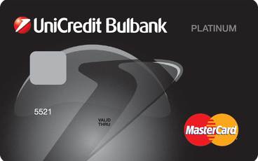 Credit Card MasterCard Platinum