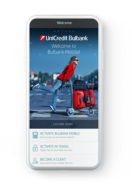 Bulbank Mobile - Fast Bank - UniCredit Bulbank